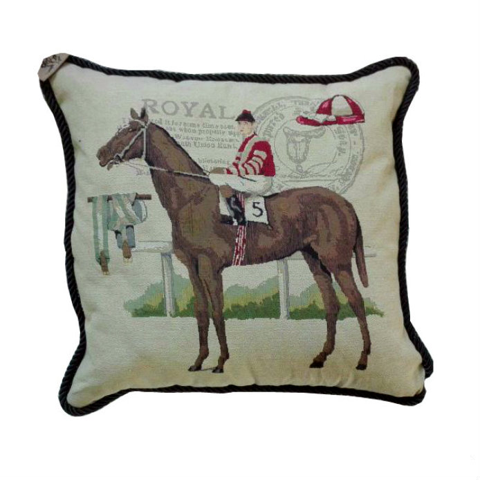rugby equestrian for boys room white throw horse pillow with custom products and kids colors bedding any mint shop striped stripes grey decor girls choose